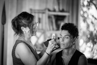 Maquillage professionnel, Sandrine Myon, Smart and Make Up