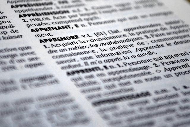 Ne pas négliger le champ lexical lors de la rédaction pour le Web
