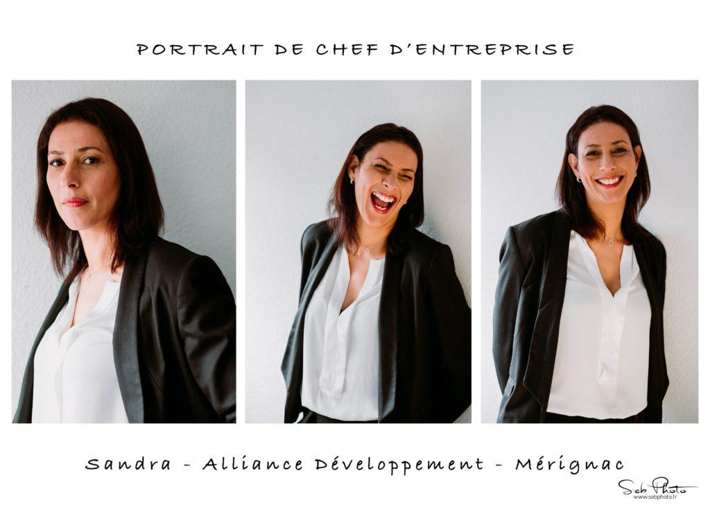 Sandra Vauna - Alliance Développement - Triptyque photo par Seb Photo