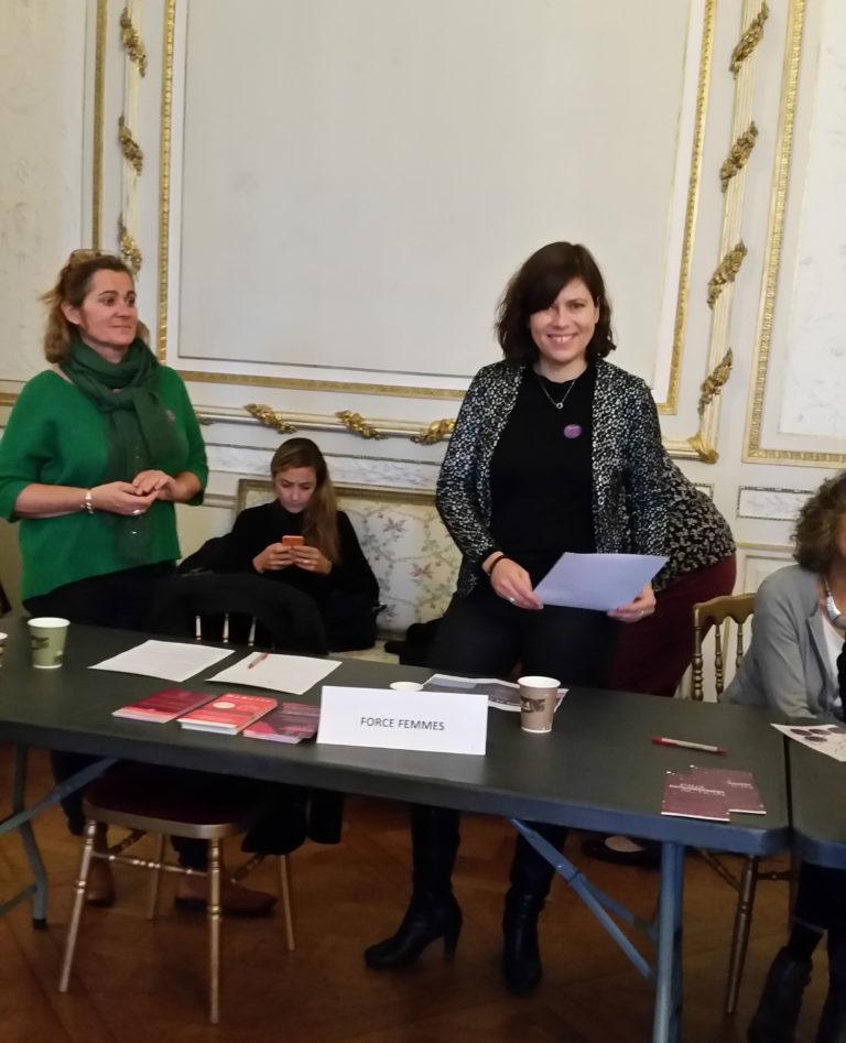 Force Femmes : Rencontres des entrepreneuses en action - le forum des partenaires