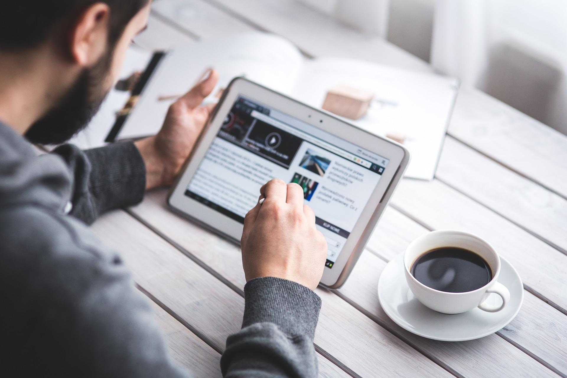 Créer une page d'accueil efficace et accueillante