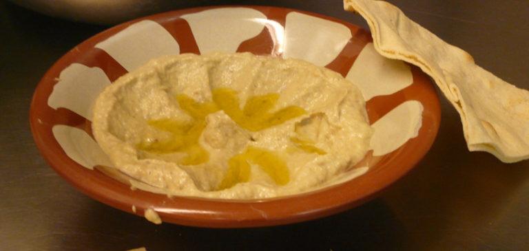 Spécialités gastronomiques libano-syriennes
