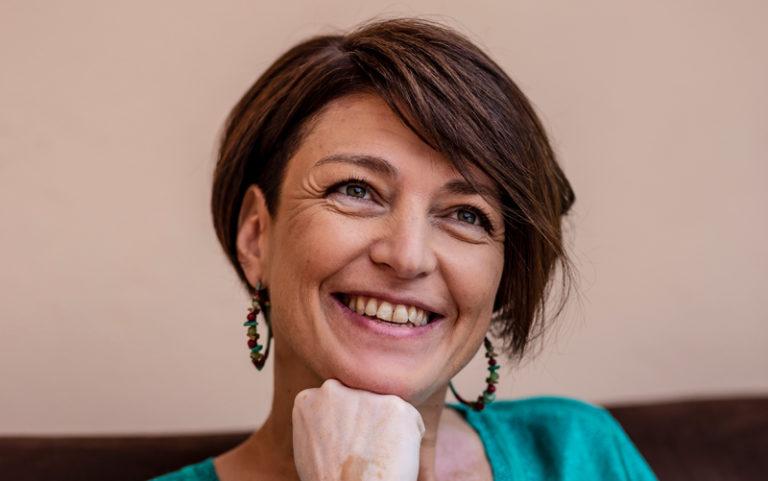 Adélaïde Moncomble, conseillère pénitentiaire d'insertion et de probation
