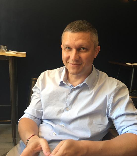 Philippe Hannes - Spécialiste informatique et infrastructures réseaux, partenaire de La Griffe Éditoriale