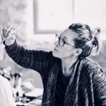 Sandrine Myon - Smart and Make up - maquillage professionnel - image du dirigeant, partenaire de La Griffe Éditoriale